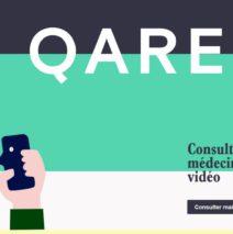 Prenez rendez-vous avec un médecin français sur Qare.fr