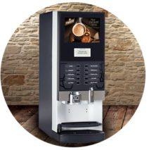 Distributeurs à café innovants pour les entreprises
